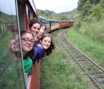 1 Study Abroad Train