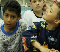 Community Center Australian Day Kids