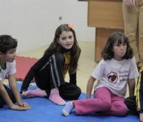 Community Center First Day Kids