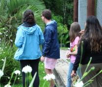 Community Center Wild Life Visit