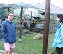Community Center Wild Life Visit Animals