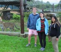 Community Center Wild Life Visiters