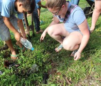 Crabs Island  International Service Learning Program