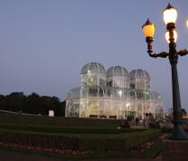 Curitiba Botanical Garden Lights