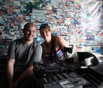 Faculty-Led Learning with the DJ in Favela Rocinha
