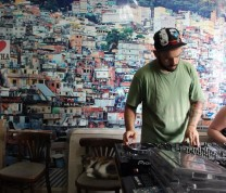 Faculty-Led Local Culture DJ in Favela