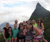 Faculty-Led Program Rio de Janeiro Tour Christ the Redeemer