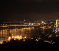 Florianópolis Night