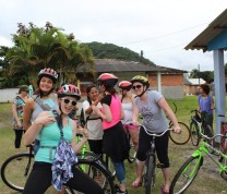 International Service Learning Bike Ride