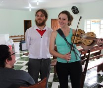 International Service Learning Violine