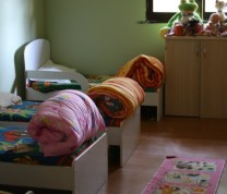 Volunteer Childreen Care House Kids Bed