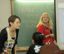 Volunteer Teach Abroad Teaching Together
